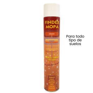 Limpiador de suelos en seco Findex Mopa 1000 cc