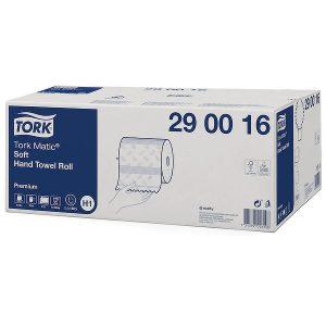 Tork Matic® Toalla de Mano Suave en Rollo Premium 290016