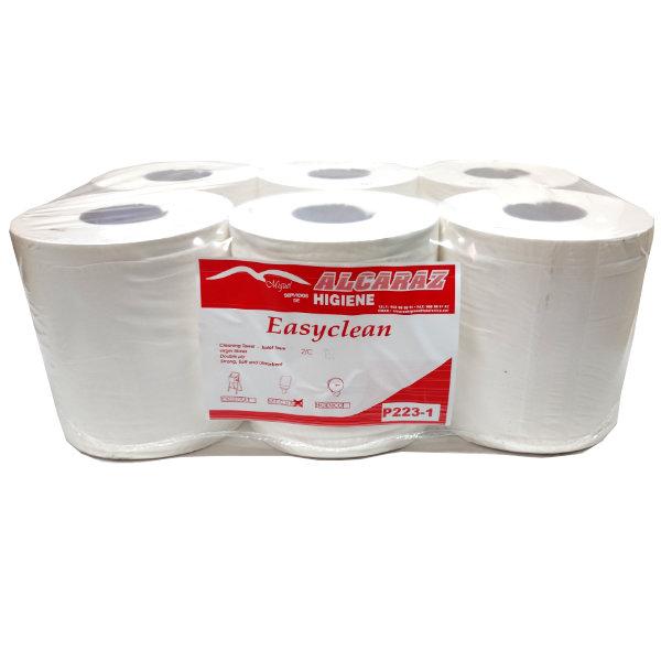 Papel mecha liso pasta virgen P223-1ALZ 2
