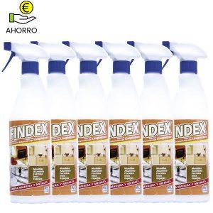 Limpiatodo Findex Hogar 750 Ml pack de 6