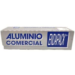 Rollo papel aluminio comercial 200 metros